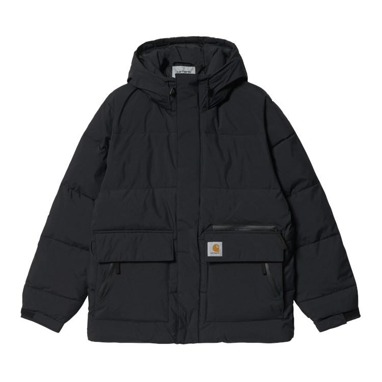Munro Jacket Black
