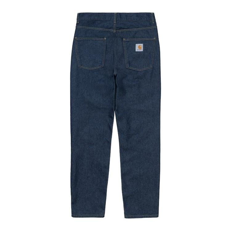 Newel Pant Blue One Wash
