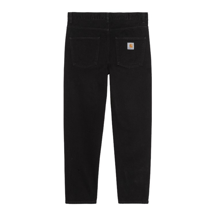 Newel Pant Black One Wash