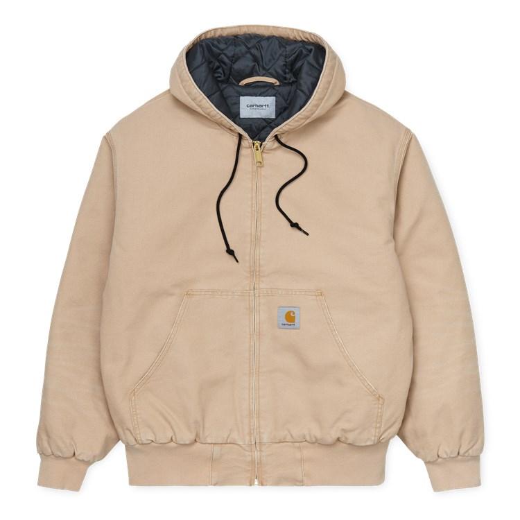 Carhartt WIP OG Active Jacket Dusty H Brown