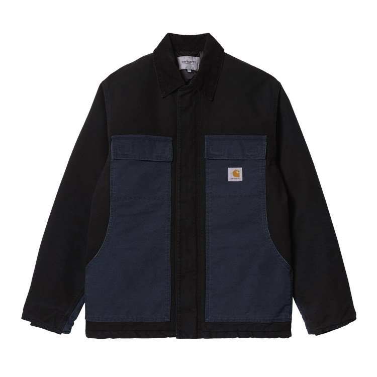 OG Arctic Coat Black / Dark Navy