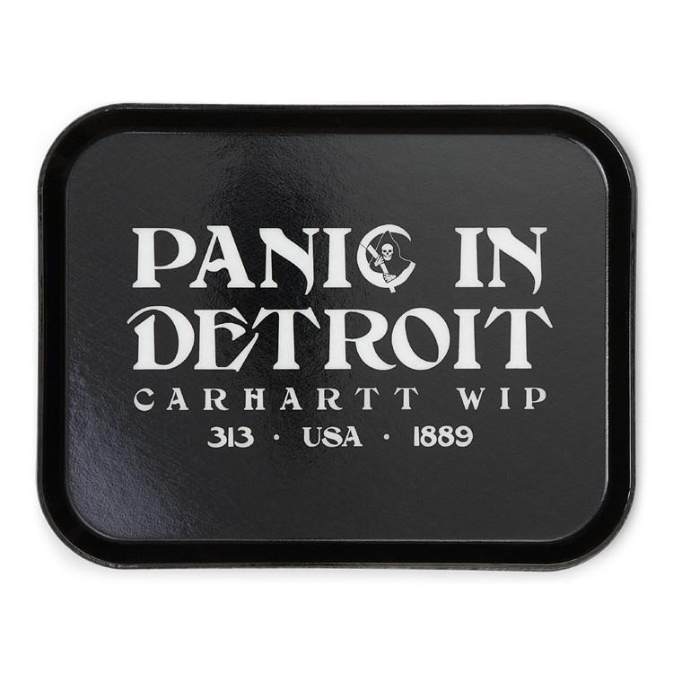 Carhartt WIP Panic Camtray® Black