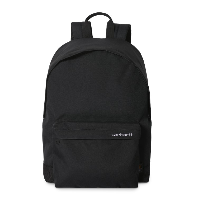 Payton Backpack Black / White