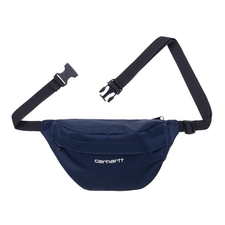 Carhartt WIP Payton Hip Bag Space / White