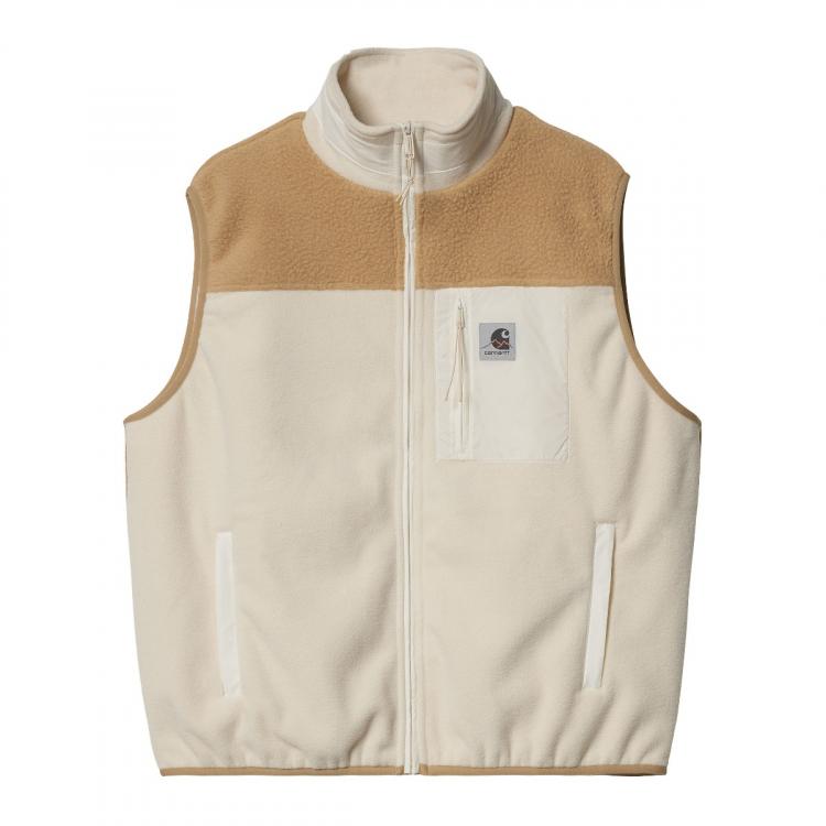 Pinnacle Vest Wax / Dusty H Brown
