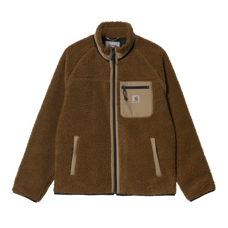 Prentis Liner Tawny / Leather