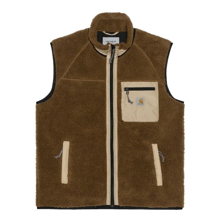 Prentis Vest Liner Tawny / Leather