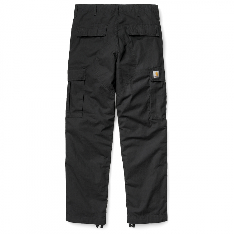 Carhartt WIP Regular Cargo Pant Ripstop Black