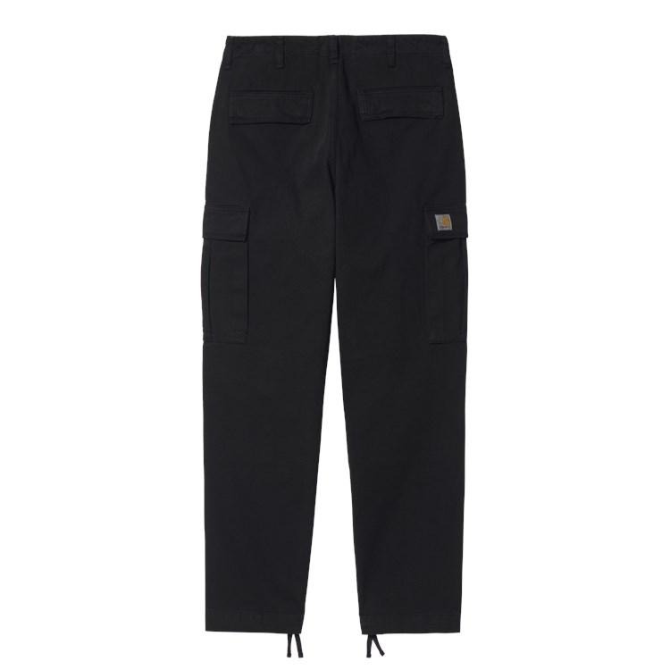Regular Cargo Pant Black
