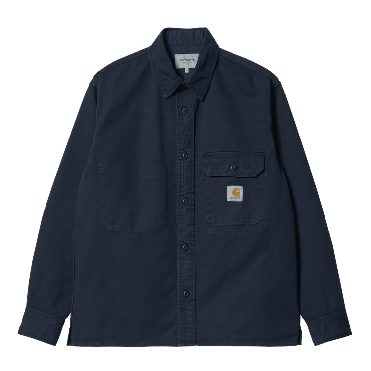 Reno Shirt Jac Dark Navy