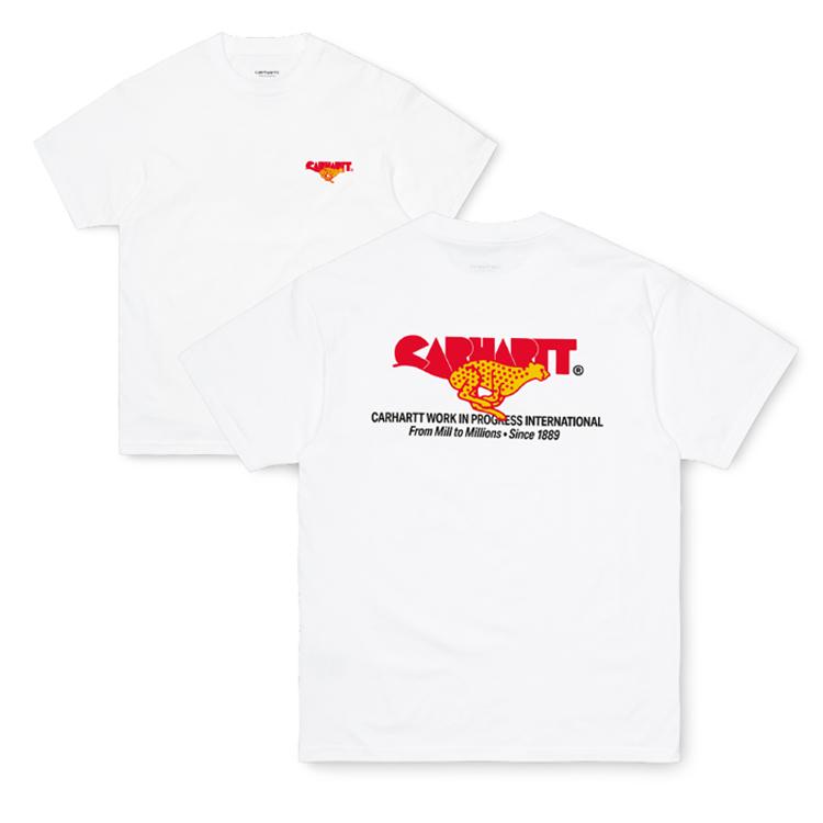 Carhartt WIP S/S Runner T-Shirt White