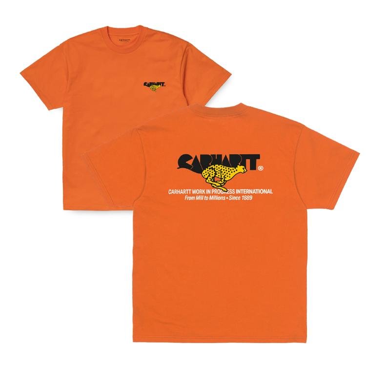 Carhartt WIP S/S Runner T-Shirt Hokkaido