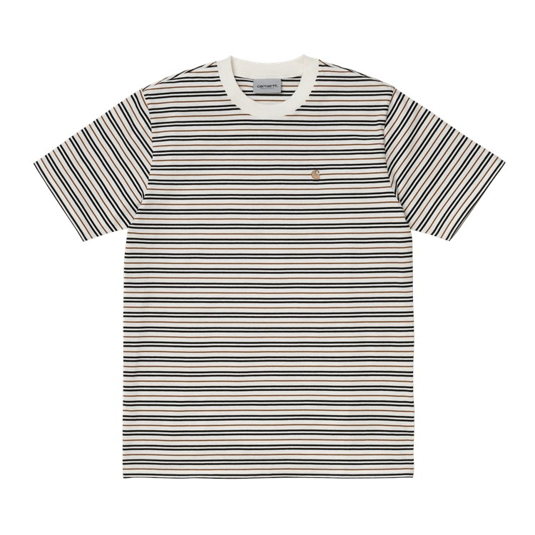 Carhartt WIP S/S Akron T-Shirt Wax