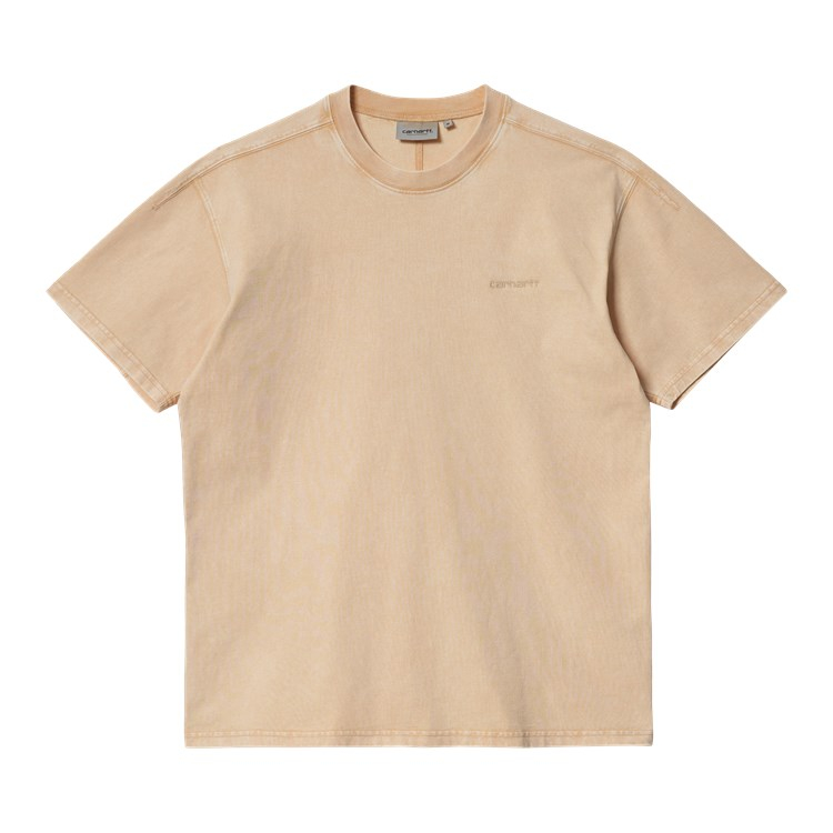 S/S Ashfield T-Shirt Dusty H Brown