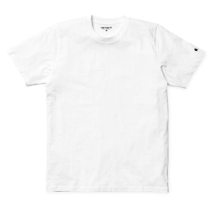 Carhartt WIP S/S Base T-Shirt White