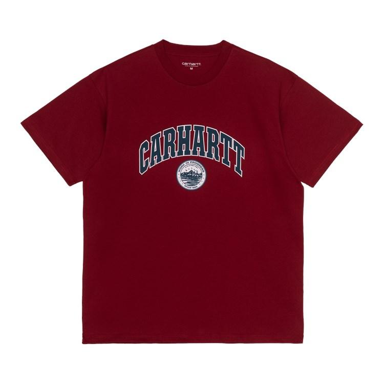 S/S Berkeley Script T-Shirt Arrow