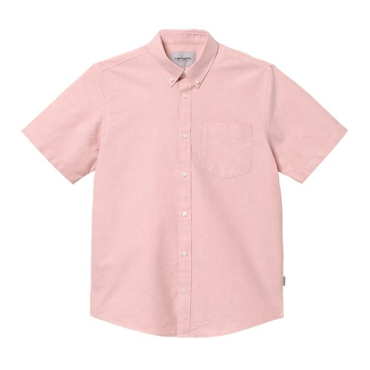 Carhartt WIP S/S Button Down Pocket Shirt Melba