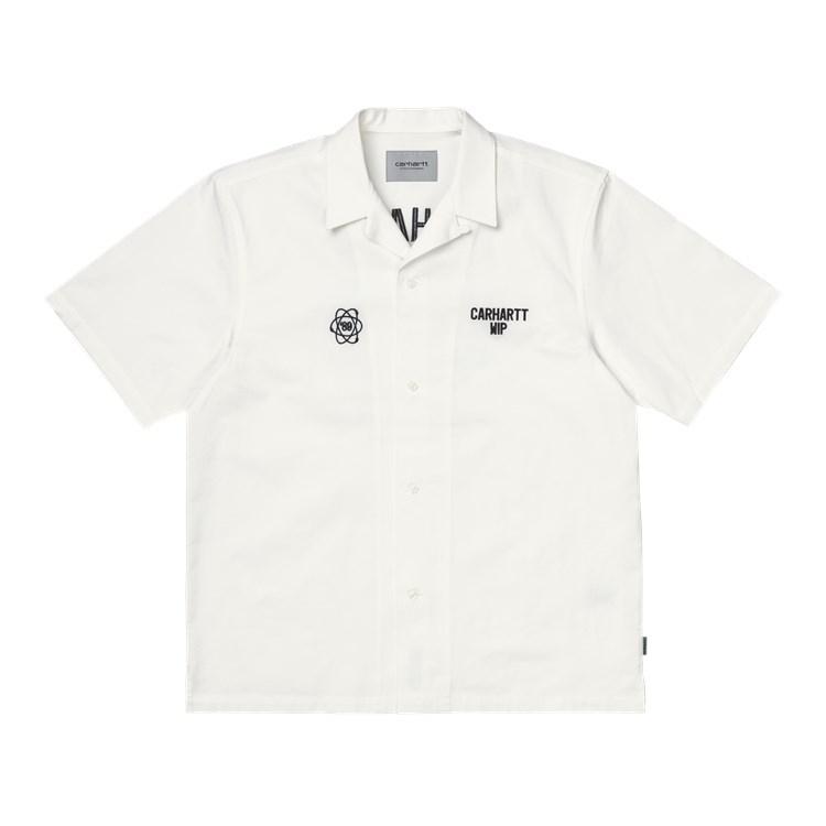 Carhartt WIP S/S Cartograph Shirt Wax