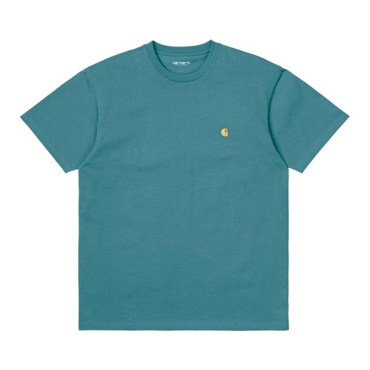 Carhartt WIP S/S Chase T-Shirt Hydro