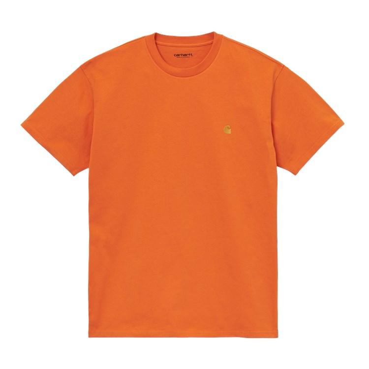 Carhartt WIP S/S Chase T-Shirt Hokkaido