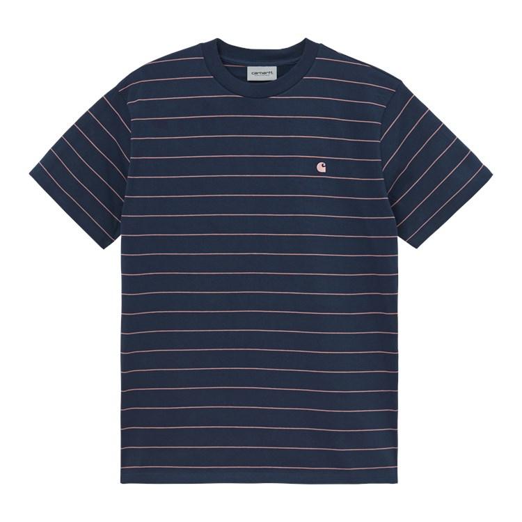 Carhartt WIP S/S Denton T-Shirt Space / Malaga