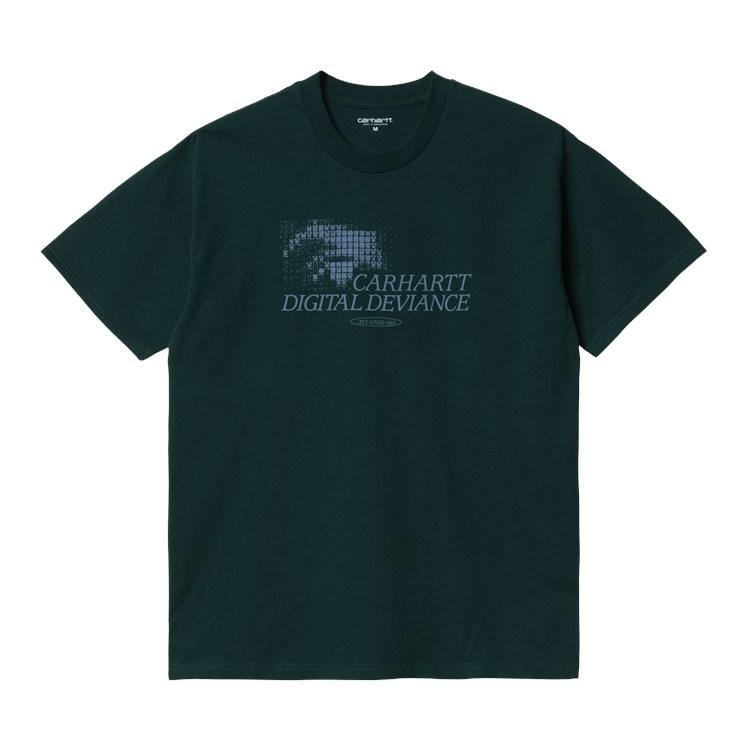 S/S Digital Deviance T-Shirt Frasier / Icesheet