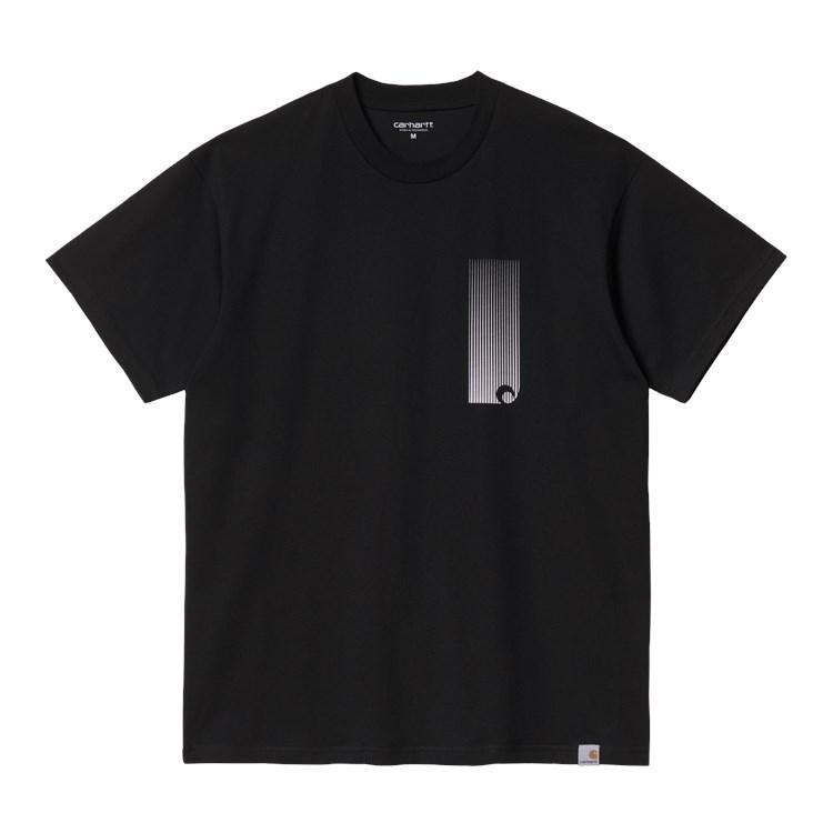 S/S Testing Gounds T-Shirt er en kortærmet blød bomulds t-shirt i loose fit pasform med grafisk FW21 Carhartt WIP print