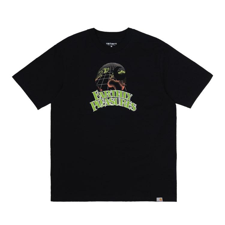 Carhartt WIP S/S Earthly Pleasures T-Shirt Black