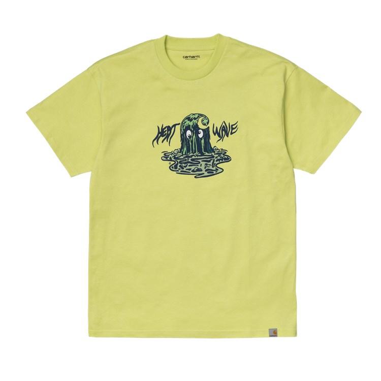 S/S Heat Wave T-Shirt Limeade