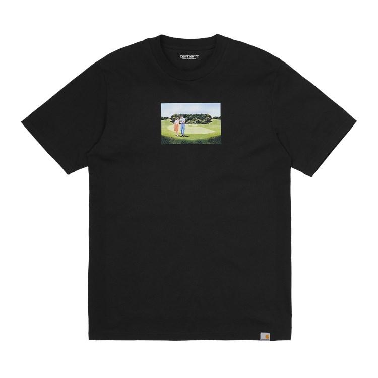S/S Hole 19 T-Shirt Black