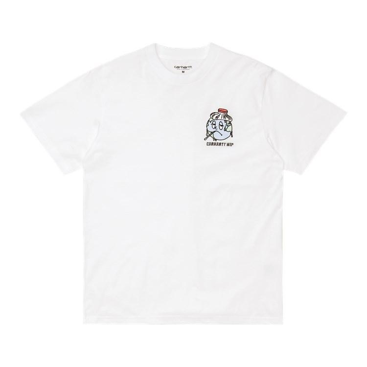 Carhartt WIP S/S Ill World T-Shirt White