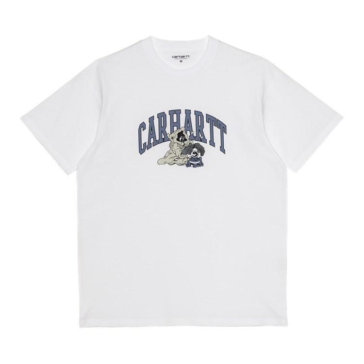 S/S KOGANKULT Crystal T-Shirt White