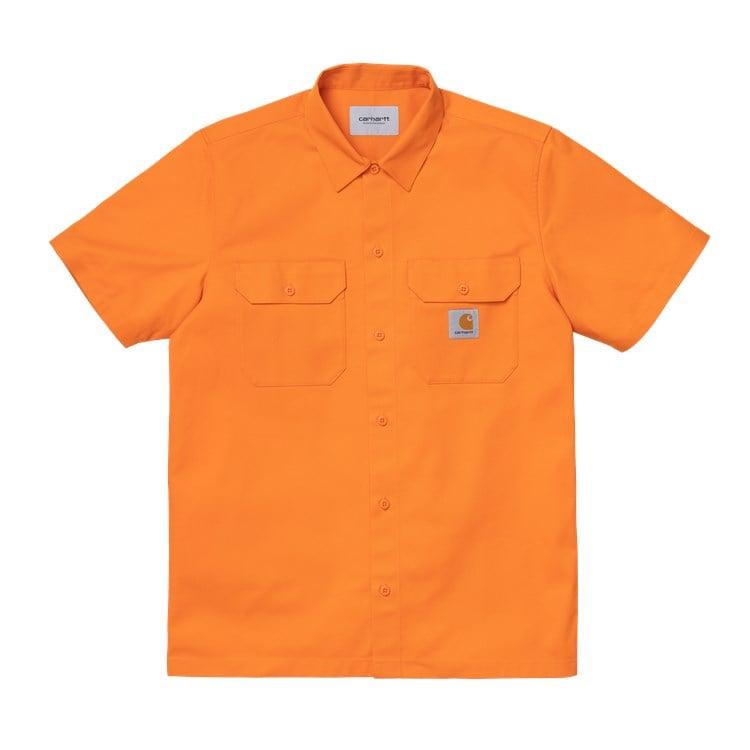 Carhartt WIP S/S Master Shirt Hokkaido