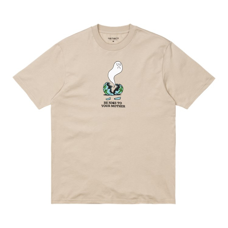 Carhartt WIP S/S Nice To Mother T-Shirt Wall