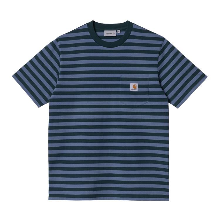 S/S Scotty Pocket T-Shirt Frasier / Icesheet