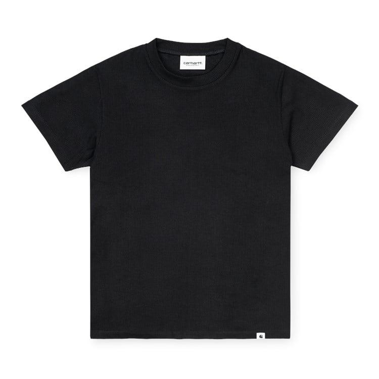 Carhartt WIP W' S/S Seri T-Shirt Black