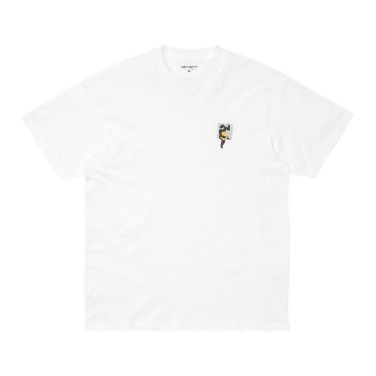 Carhartt WIP S/S Teef T-Shirt White