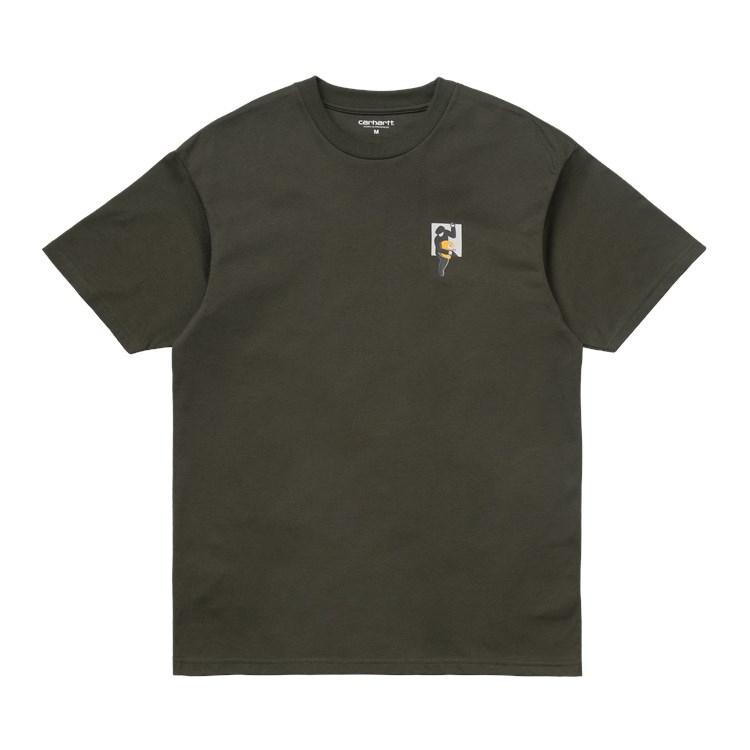 Carhartt WIP S/S Teef T-Shirt Cypress