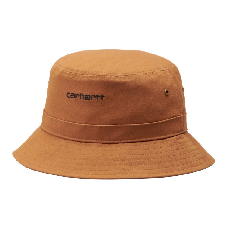 Carhartt WIP Script Bucket Hat Rum