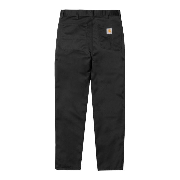 Carhartt WIP Simple Pant Black