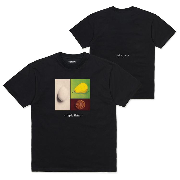 Carhartt WIP S/S Simple Things T-Shirt Black