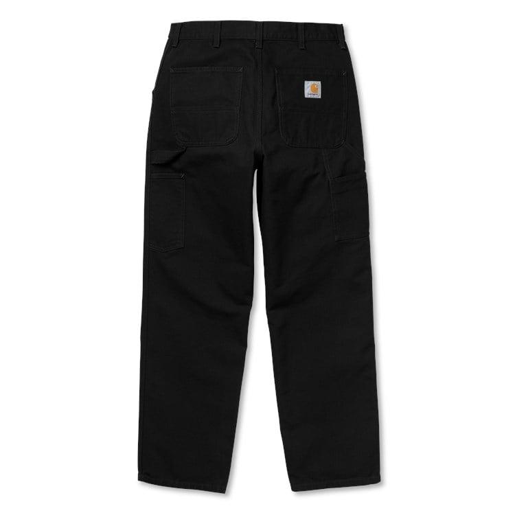 Carhartt WIP Single Knee Pant Organic Black