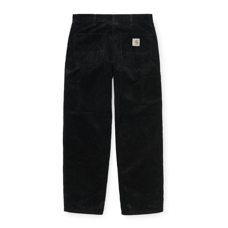 Carhartt WIP Single Knee Pant Cord Black