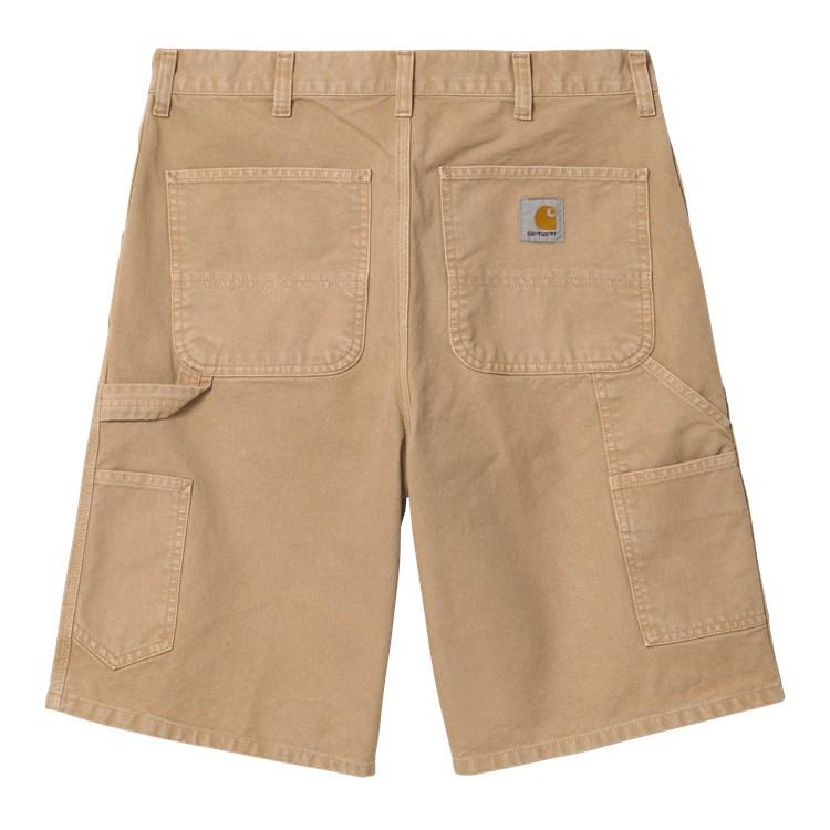Carhartt WIP Single Knee Short Dusty H Brown