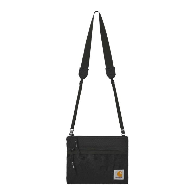Carhartt WIP Spey Strap Bag Black / Black