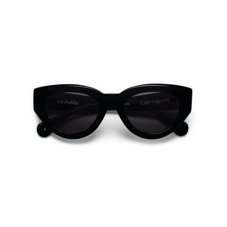 Carhartt WIP Amy Sunglasses Black / Black