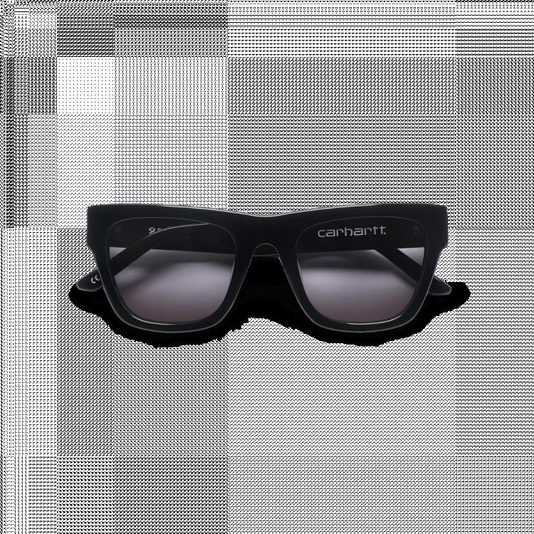 Carhartt WIP Shane Sunglasses Black / Black
