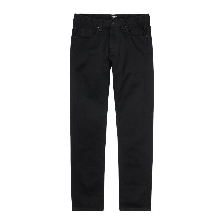 Carhartt WIP Vicious Pant Black Rinsed