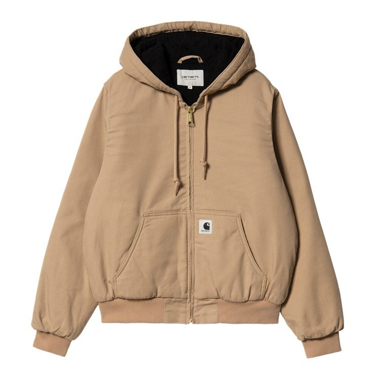 W' Active Jacket (Winter) Dusty H Brown