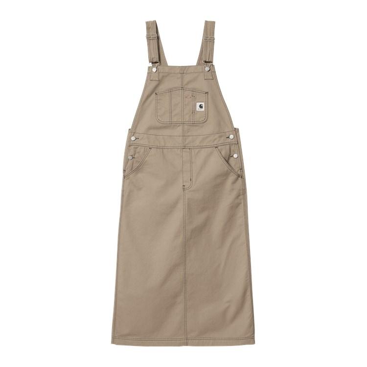 W' Bib Skirt Long Tanami